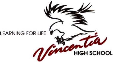 Vincentia High School logo